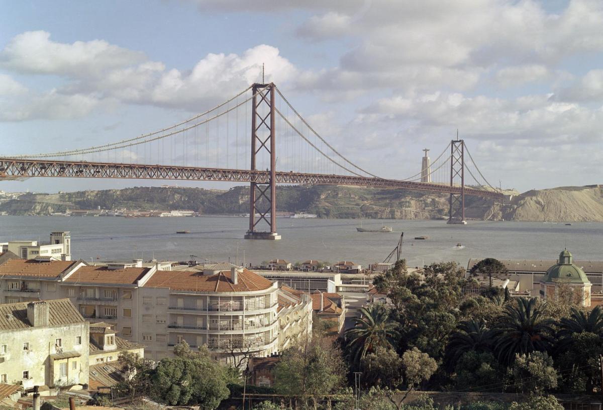 Hvordan var Lisboa før i tiden?